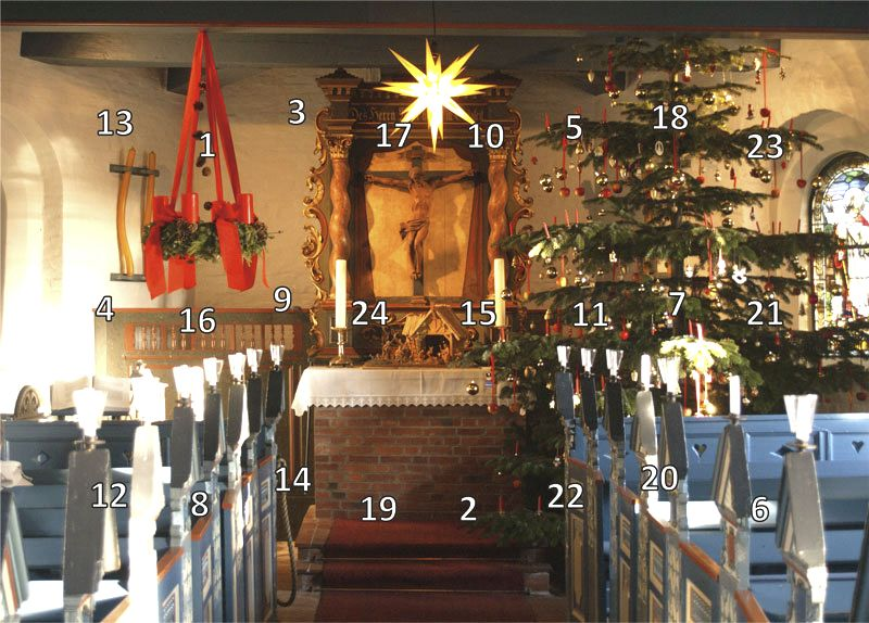 Hooger Adventskalender